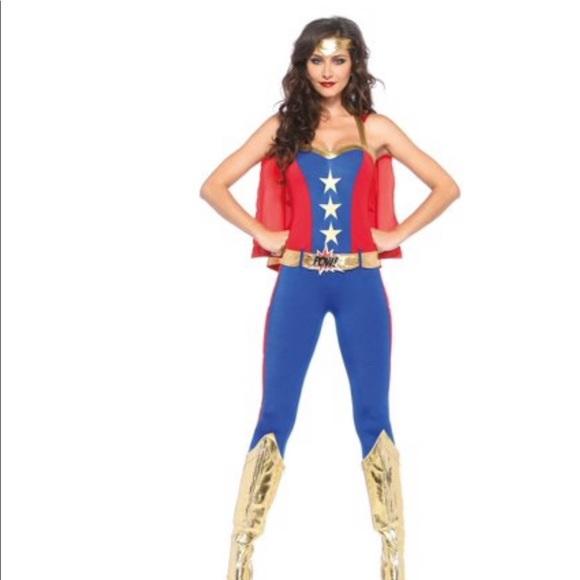 Leg Avenue Women's Comic Book Super Hero Costume